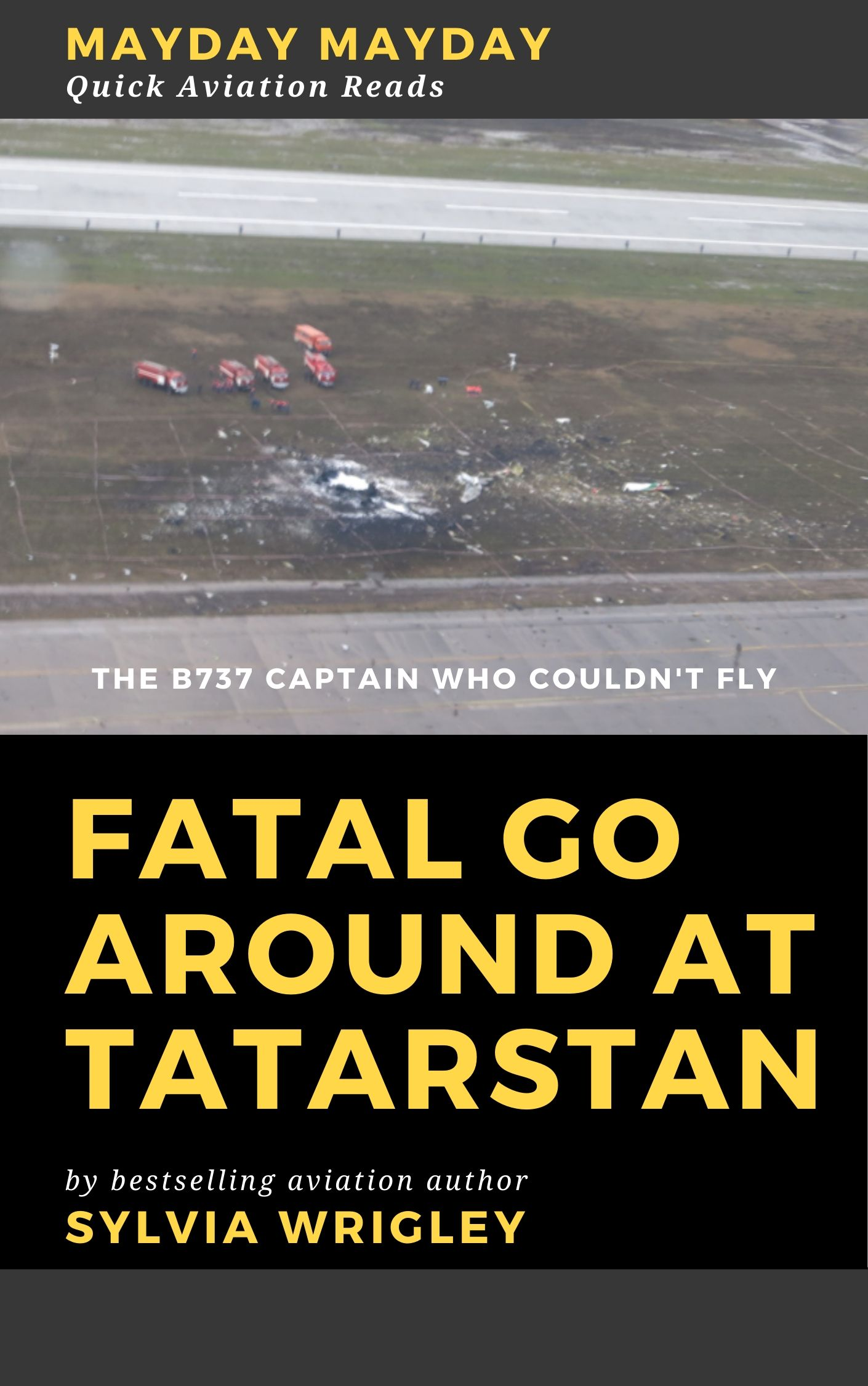 Fatal Go Around at Tatarstan: The B737 Captain Who Couldn't Fly